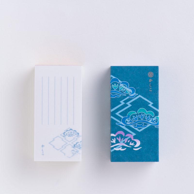 かきつけ【松皮菱(まつかわびし)】/祝シリーズ