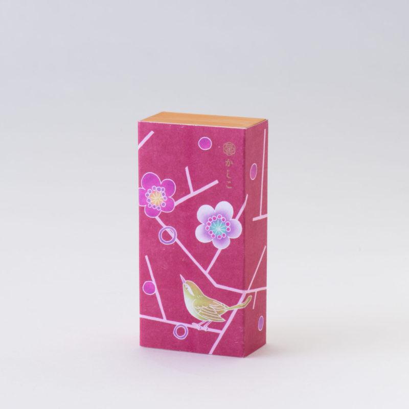 かきつけ【梅にうぐいす】/祝シリーズ