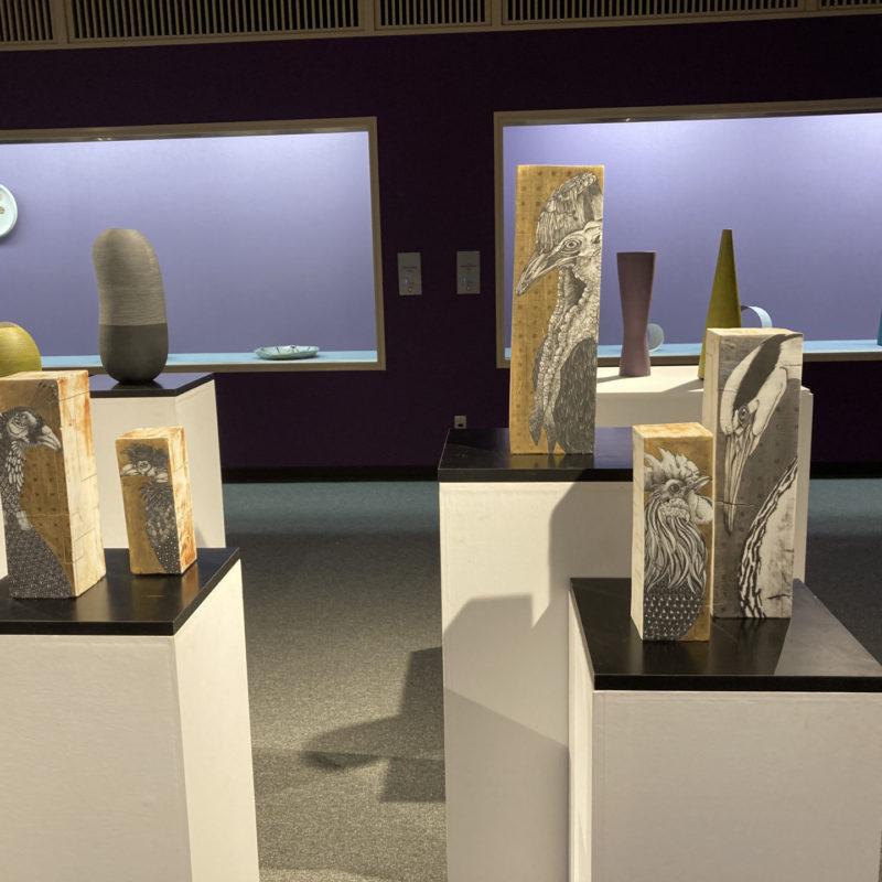 九谷焼の進化と多様性を感じる。 能美市九谷焼美術館を訪問。